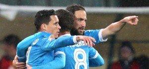 Siege für Napoli und AS Roma