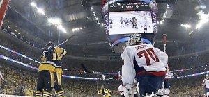 Eishockey: Washington mit dem Rücken zur Wand