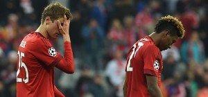 Bayerns Alaba in Champions-League-Elf der Runde