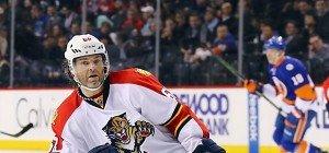 NHL-Altstar Jagr verlängerte bei Florida Panthers