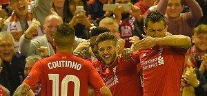 Starkes Liverpool und FC Sevilla erreichten EL-Finale