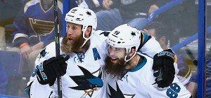 San Jose Sharks vor Einzug ins Stanley-Cup-Finale