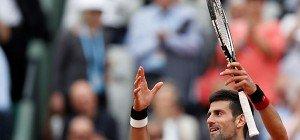 Djokovic, Nadal und Serena Williams in dritter Paris-Runde