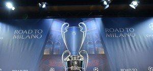 """Derbi madrileno"" um Europas Krone: Atletico fordert Real"