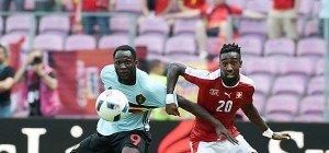 Belgien gewann gegen Schweiz in EM-Testspiel 2:1