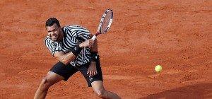"""Nach Nadal auch Tsonga auf """"Thiem-Ast"""" wegen Verletzung out"""