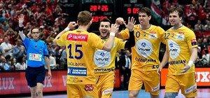 Kielce gewann Handball-Champions-League der Herren