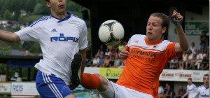 Geglückter Einstand für Röthis-Trainer Andreas Nachbaur