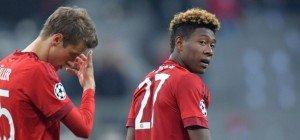 David Alaba niedergeschlagen: Seine Worte zum Bayern-Aus gegen Atlético