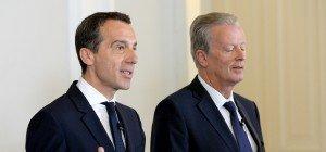Nach Kanzlertausch und BP-Wahl: ÖVP stürzt ab, SPÖ stabil