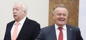Geheimnisumwittertes SPÖ-Treffen von Häupl und Niessl