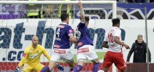 2:0 gegen die Wiener Austria: Salzburg ist der Titel so gut wie sicher