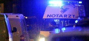 Verkehrsunfall mit Verletzung in Bludesch