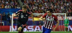 Hier ist Bayern München (FCB) gegen Atlético Madrid zu sehen: Live-Stream, Fernseh-Übertragung und Ticker