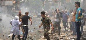 Syrien – Aktivisten: Mehr als 70 Tote bei Kämpfen nahe Aleppo
