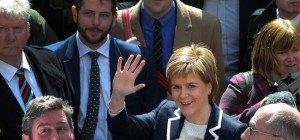 Schottische Nationalisten bei Regionalwahl vorn