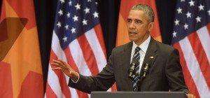 Obama zu Besuch inVietnam