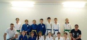 1. Runde Judo Ostschweiz