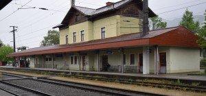 Bahnhof Götzis: Rampen-Zugang als zusätzlicher Service