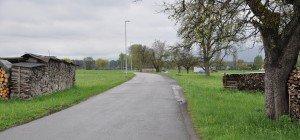 Gemeindestraße Im Sickler erhält Ausweichbuchten
