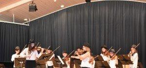 Klassische Musik für notleidende Kinder