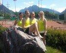 Erfolgreicher Start des Tennisclub Nüziders in Vlbg. Mannschaftsmeisterschaft 2016