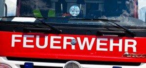 Traktor in Koblach durch Motor-Brand zerstört