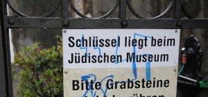 Wegen Nazischmierereien verurteilt