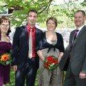 Hochzeit von Claudia Mayrhofer  und Michael Kopf
