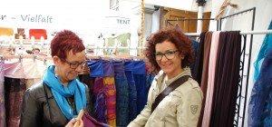 """Kunsthandwerksmarkt """"Weibliche Welt"""" am 7. Mai"""