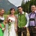 Hochzeit von Marina Thöny und Gerhard Loretz