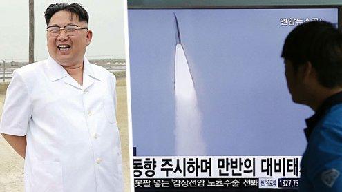 Neuer Raketentest Nordkoreas laut Geheimdiensten gescheitert