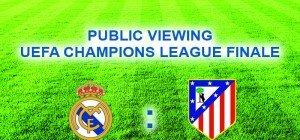 Public Viewing – UEFA Champions League Finale