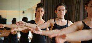 Tanzunterricht mit Live-Musik