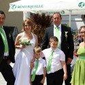 Hochzeit von Tanja Märk und Herbert Schuchter