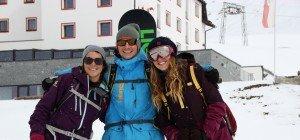 Den Winter auf der Silvretta ausklingen lassen