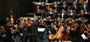 Symphonieorchester Vorarlberg spielt zeitgenössische Töne