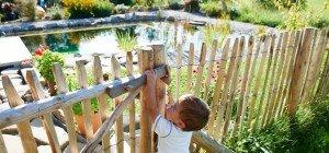 Biotope: Kinder-sicher ist schöner