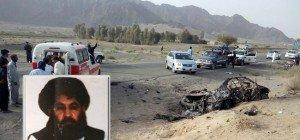 Religiöser Führer und Richter neuer Taliban Chef