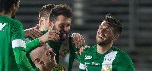 Lustenau will Saison mit einem Sieg abschließen