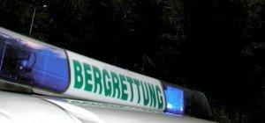 Bürs: Wanderer stürzt in Alvierbach