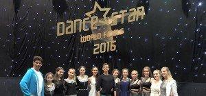 Podestplätze für die Tänzerinnen und Tänzer der DANCE HALL Bühnentanzschule