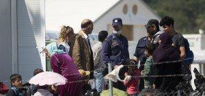 Minister: Räumung des Flüchtlingslagers Idomeni vollendet
