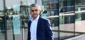 Muslim Khan gewann Bürgermeisterwahl von London