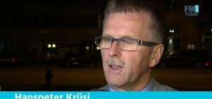 St. Gallen: Junger Mann nach Streit um Drogen angeschossen