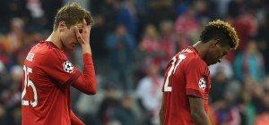 CL: Bayern-Stars trauern nach Halbfinal-K.o. – Rummenigge wettert gegen Schiedsrichter