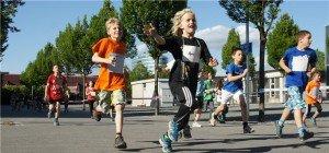 Montessori Schule lädt zum Nachtlauf