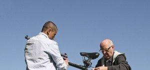 Seniorenbörse Leiblachtal – Fahrradprojekt im Flüchtlingsheim Hohenweiler