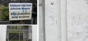 Nazi-Schmierereien: 17-Jährigem drohen bis zu 10 Jahre Haft