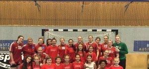 Silbermedaille für das U12-Team bei den Österreichischen Meisterschaften
